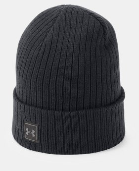 New Arrival  Men's UA Truckstop 2.0 Beanie  3  Colors Available $25