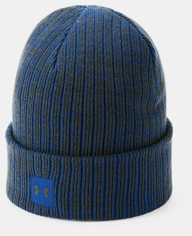 New Arrival Men's UA Truckstop 2.0 Beanie  1  Color Available $22