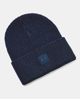 Best Seller Men's UA Truckstop 2.0 Beanie  1  Color Available $22