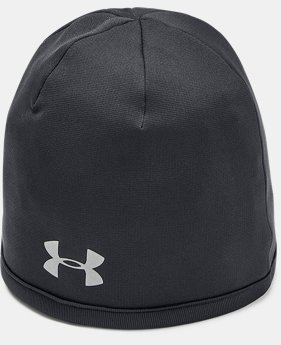 New Arrival  Men's UA Storm WINDSTOPPER® 2.0 Beanie  1  Color Available $50