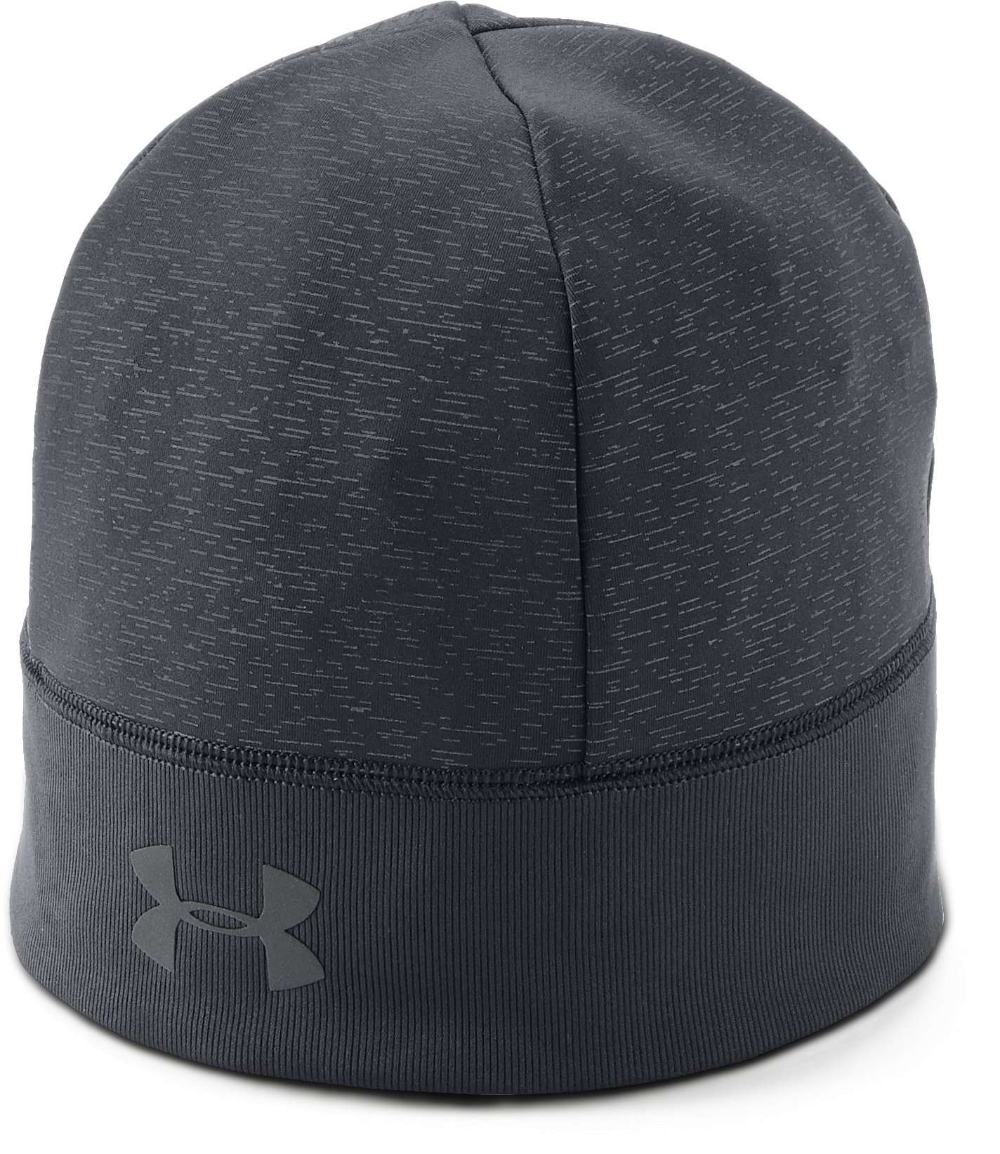 Men's UA Storm Run Beanie, Black