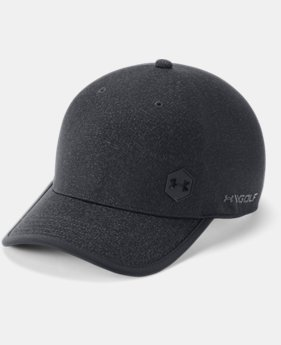 New Arrival Men's UA Golf Speedform Zero Feel Cap  1  Color Available $32