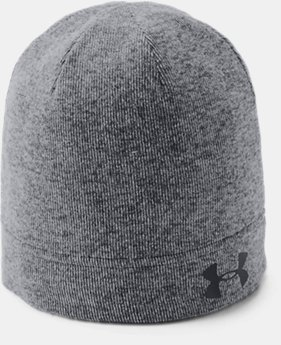 Men's UA SweaterFleece Beanie  2  Colors Available $30