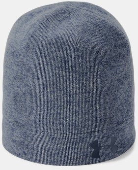 New Arrival Men's UA SweaterFleece Beanie  1  Color Available $30