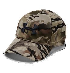 new product 90ae3 6f2e1 UA Camo Stretch Fit Cap