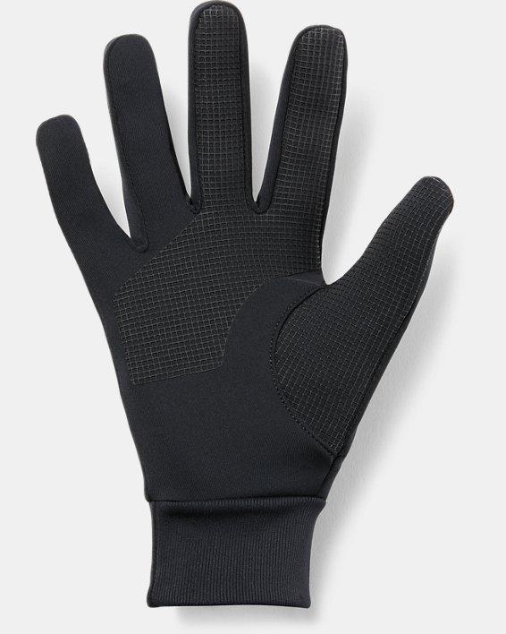 Men's UA Armour® Liner 2.0 Gloves, Black, pdpMainDesktop image number 1
