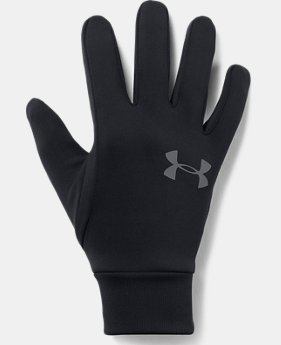 New Arrival Men's UA Armour® Liner 2.0 Gloves  1  Color Available $25