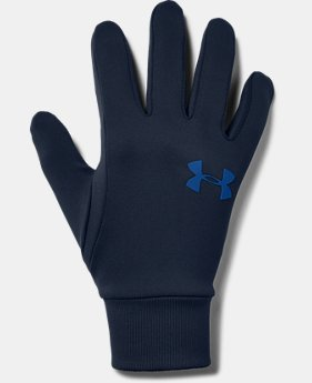 Best Seller Men's UA Armour® Liner 2.0 Gloves  1  Color Available $25