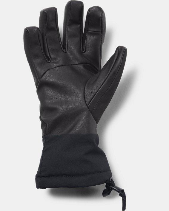 Men's UA Mountain Gloves, Black, pdpMainDesktop image number 1