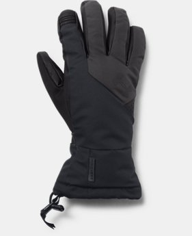 Men's UA Mountain Gloves  1  Color Available $80