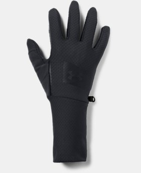 Men's UA Hunt Liner Gloves  1  Color Available $30