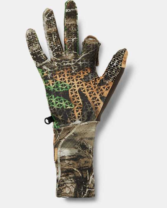 Men's UA Hunt Liner Gloves, Misc/Assorted, pdpMainDesktop image number 1