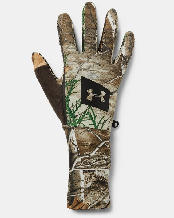 Men's UA Hunt Liner Gloves, Misc/Assorted, pdpMainDesktop image number 0