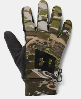 New Arrival Men's UA Hunt Early Season Fleece Glove FREE U.S. SHIPPING 2  Colors Available $40