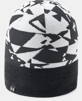 Boy's UA Reversible Beanie  2  Colors Available $30