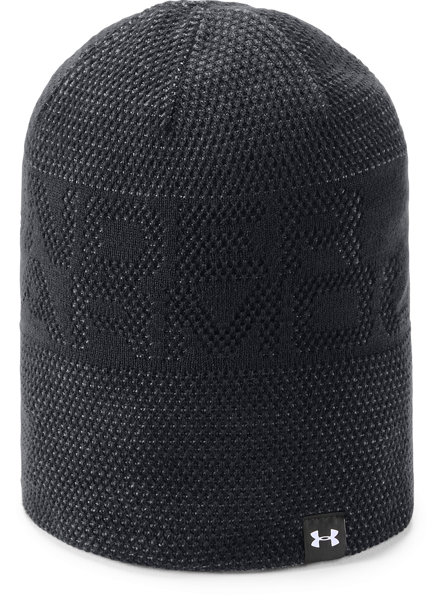 Boy's UA Reversible Beanie, Black ,