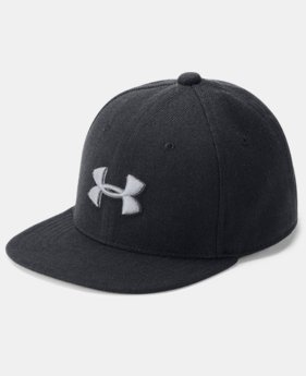 New Arrival Boy's UA Huddle Snapback 2.0 Cap  2  Colors Available $20