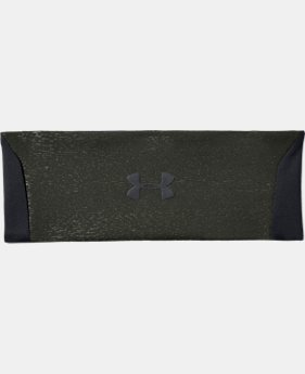 Men's UA Storm Run Headband  3  Colors Available $25