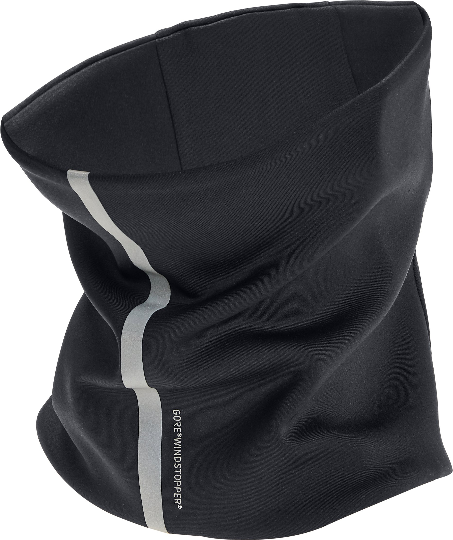 Men's UA Storm WINDSTOPPER® Neck Gaiter, Black ,