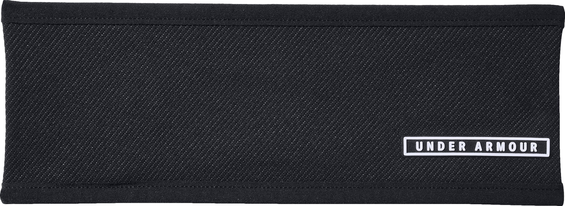 Women's UA Storm Fleece Headband, Black ,
