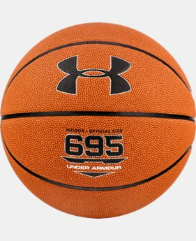 New Arrival UA 695 Indoor Basketball  1  Color Available $70