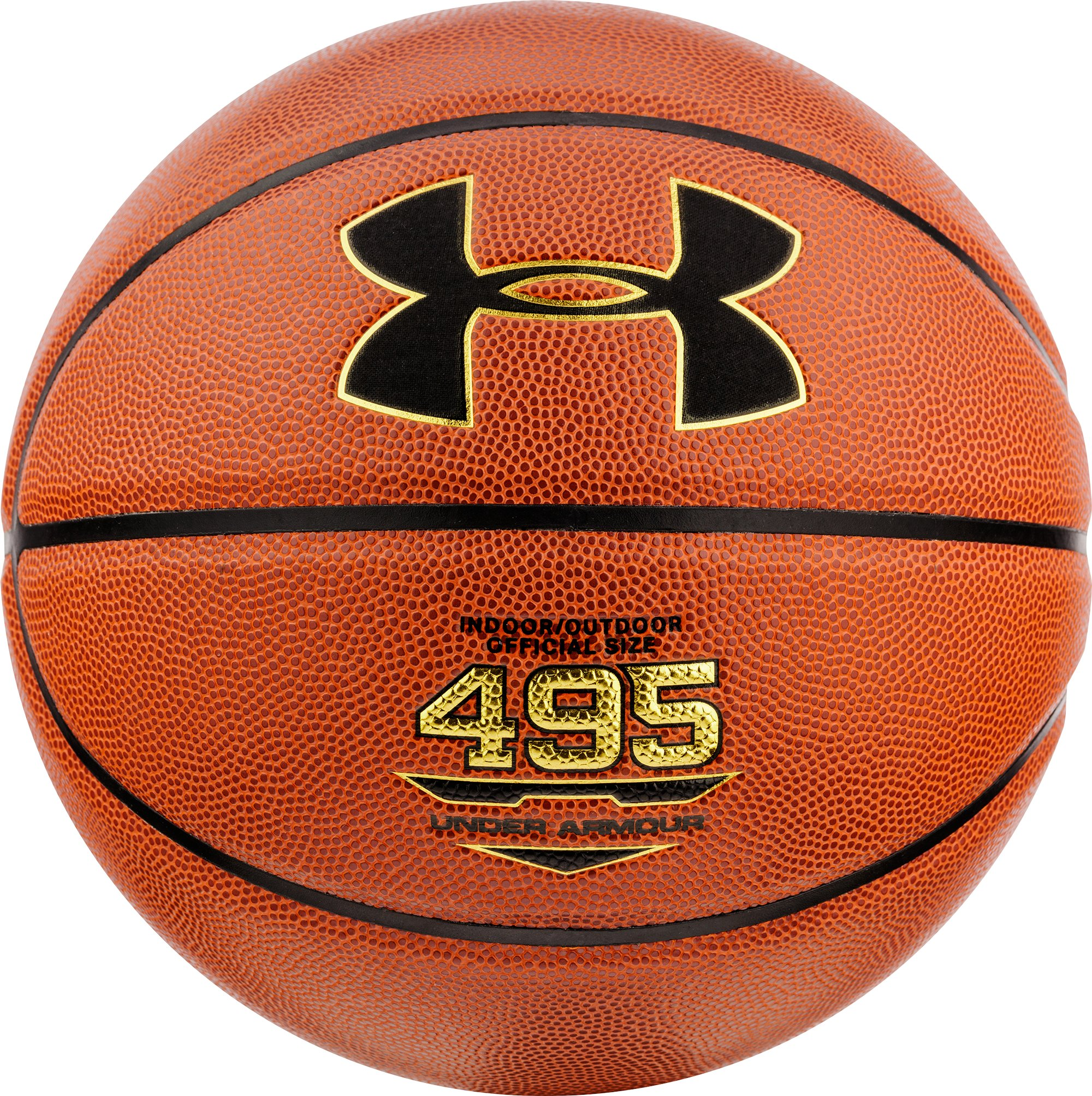 UA 495 Indoor/Outdoor Basketball 1 Color $30.00