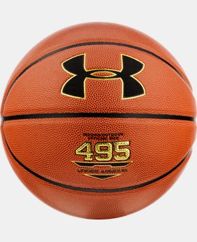 New Arrival UA 495 Indoor/Outdoor Basketball  1  Color Available $30