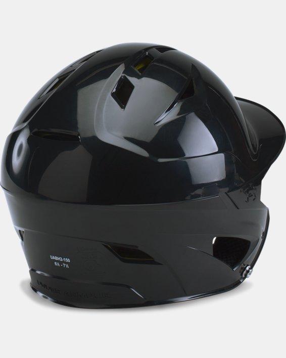 UABH2150 Helmet Solid, Black, pdpMainDesktop image number 1