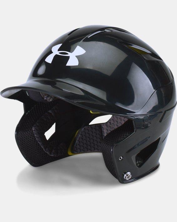 UABH2150 Helmet Solid, Black, pdpMainDesktop image number 0