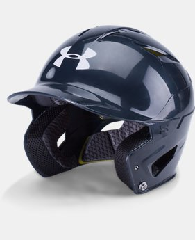 New to Outlet Men's UA Converge Batting Helmet  1 Color $33.99