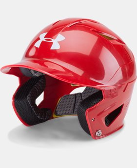 Men's UA Converge Batting Helmet  2  Colors Available $33.99
