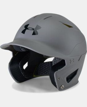 Men's UA Converge Batting Helmet Matte  1 Color $34.99