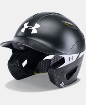 Best Seller Men's UA Converge Batting Helmet Two Tone  1 Color $59.99