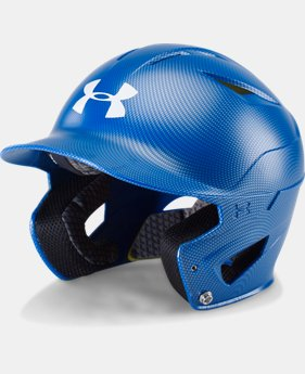 Men's UA Converge Batting Helmet Carbon Tech  3  Colors Available $59.99