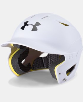 Boys' UA Converge Batting Helmet Matte  2 Colors $25.49