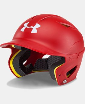 Boys' UA Converge Batting Helmet Matte  1  Color $44.99
