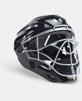 Men's UA Victory Catcher's Helmet  1  Color Available $119.99