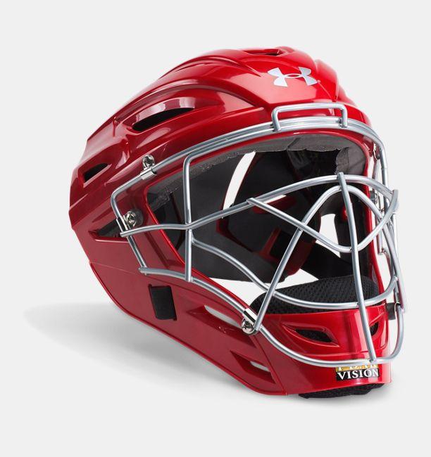 df96529e9f0 Men s UA Victory Catcher s Helmet