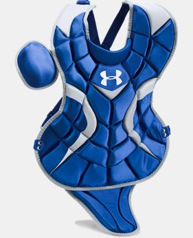 "Boys' UA Victory Senior Chest Protector 15.5""  2  Colors Available $69.99"