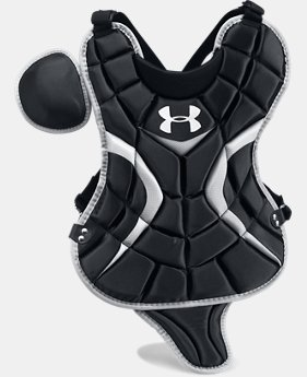 "Boys' UA Victory Youth Chest Protector 13.5""  2 Colors $55.99"
