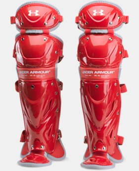 "Boys' UA Victory Junior Leg Guards 13""   $69.99"