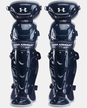 "Boys' UA Victory Youth Leg Guards 11.5""  1 Color $59.99"