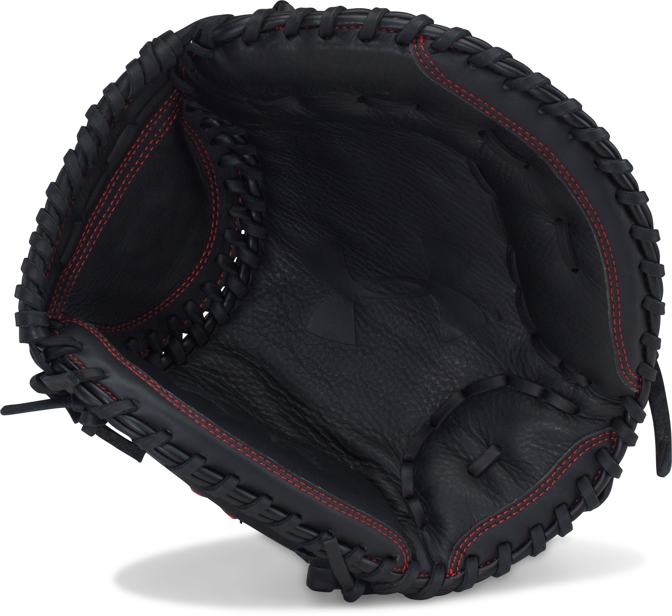 "Women's UA Framer 33.5"" Catcher's Mitt, Black ,"
