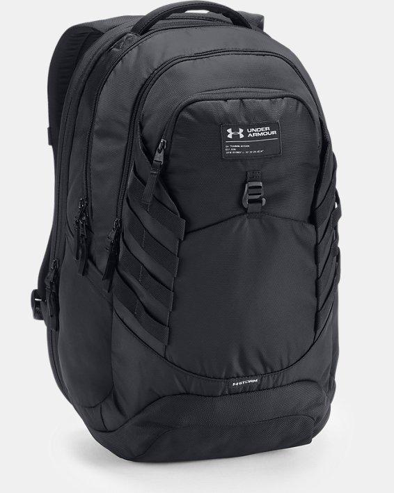 Men's UA Corporate Hudson, Black, pdpMainDesktop image number 0