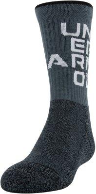 Under Armour Youth Phenom Curry Crew Socks 3-pairs