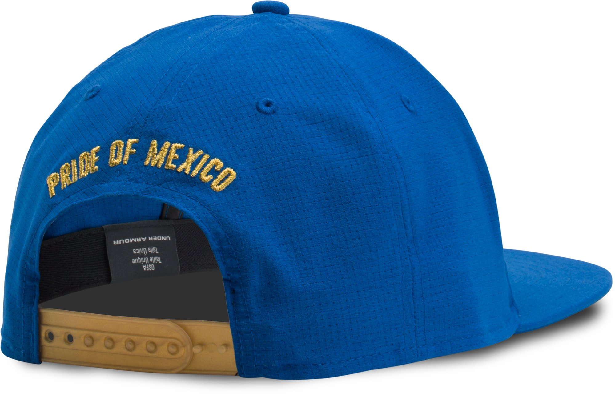 Men's UA Canelo Mexicano Cap, Royal