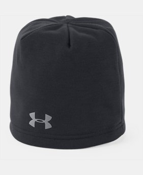 New Arrival Boy's UA Storm Fleece Beanie FREE U.S. SHIPPING 1  Color Available $24.99