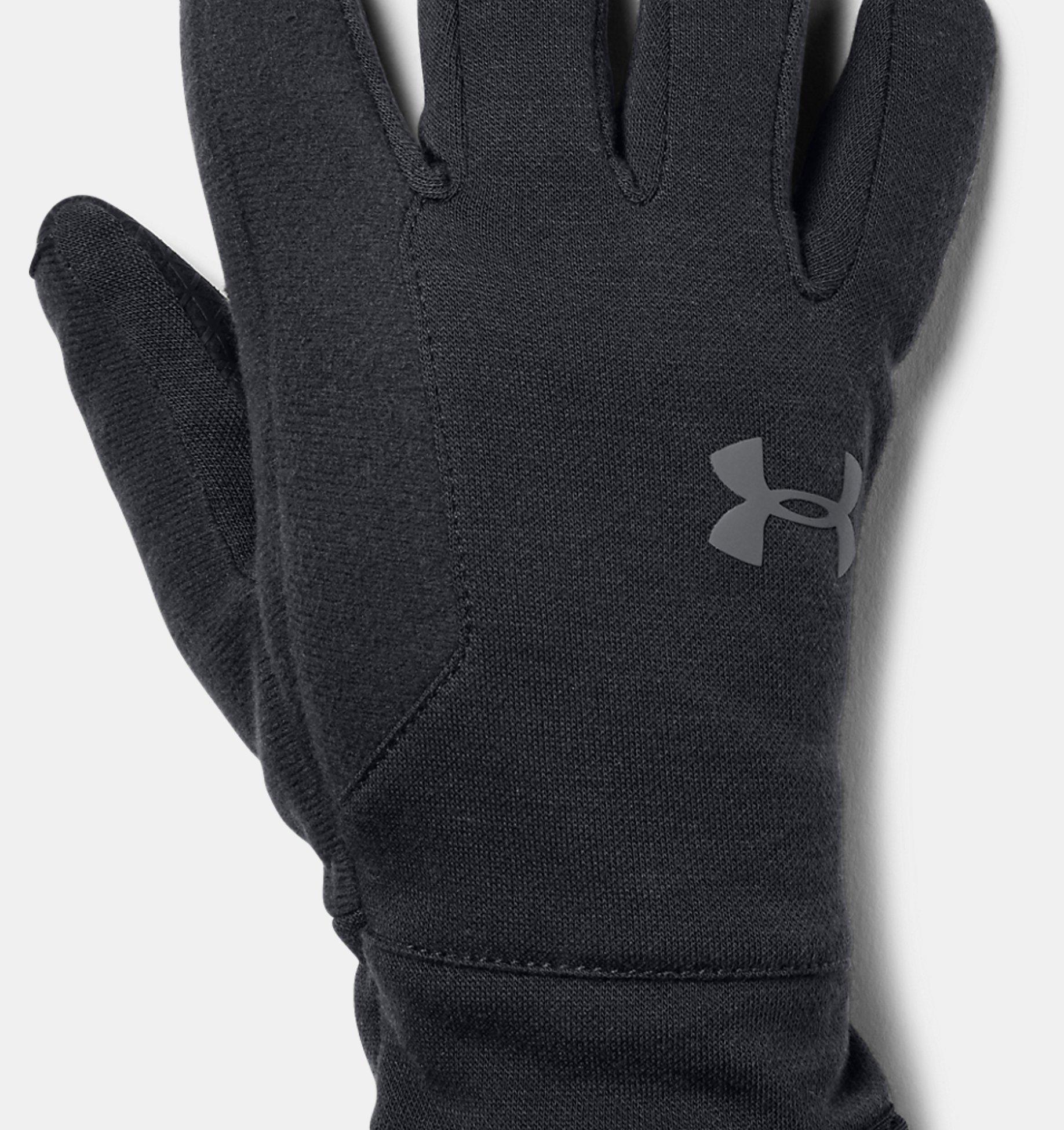 Underarmour Boys UA Storm Fleece Gloves