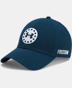 Men's UA Freedom Jordan Spieth Tour Cap   1  Color Available $19.19