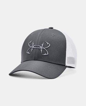 9282c344cb2 Men s UA Fish Hook Cap 4 Colors Available  32
